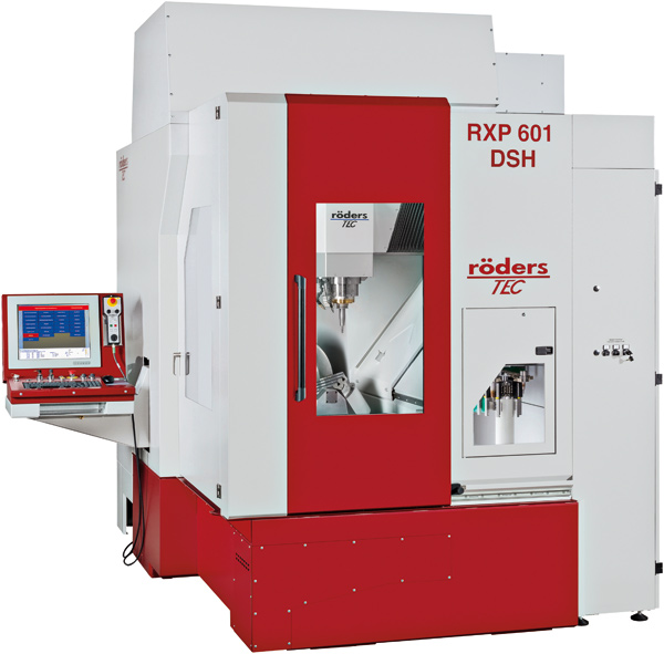 Roeders Machine RXP601DSH